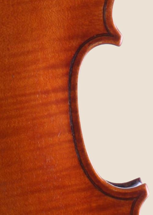 3/4 French violin c.1900 Violin