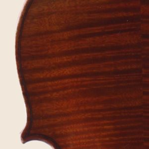 Labeled Emile Germain 1899 Violin
