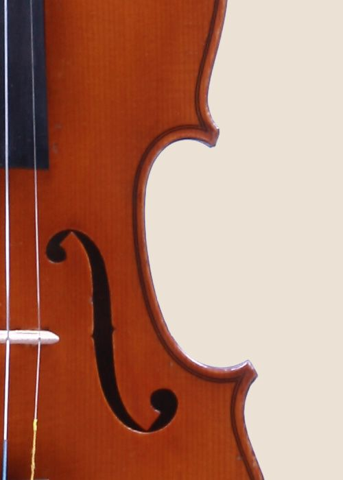 Mangenot, Paul c.1920 Violin