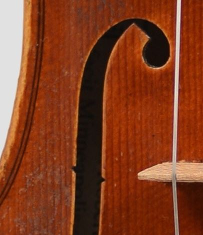 Scott, William 2012 violin