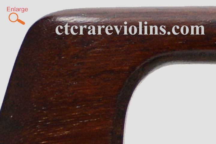 Bazin, Louis c.1935 French violin bow