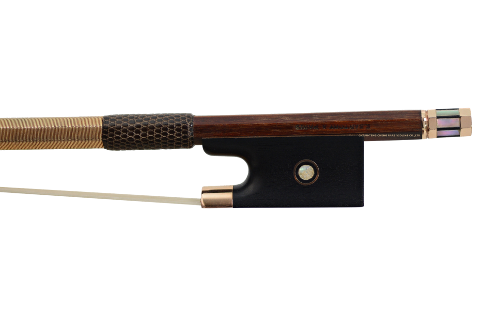 Sartory, Eugene 1925 Gold-Mounted Violin Bow (Lucien Capet Model)