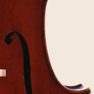 Buthod, Charles 1885 Cello