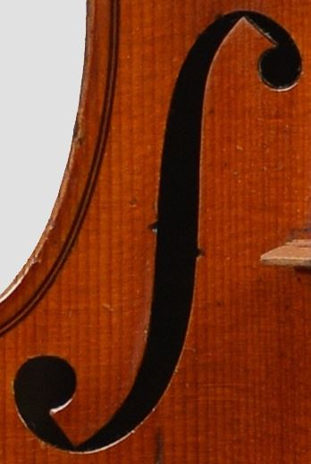 Magniere, Gabriel French Violin
