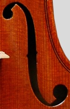 Germain, Emile 1899 Violin