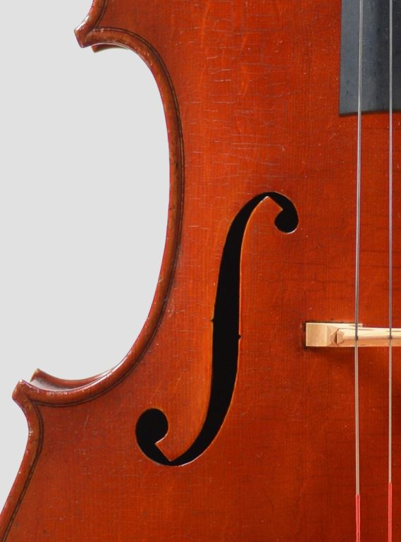 Albanelli, Franco 1973 Cello