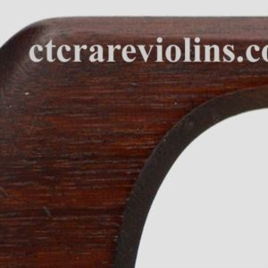 W. E. Hill & Sons 1931 Gold and Tortoiseshell-Mounted Cello Bow