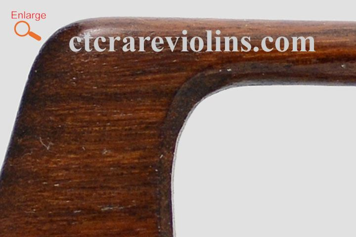 Bazin, Louis French 7/8 violin bow